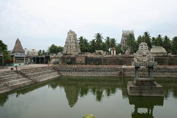 Pondicherry temples